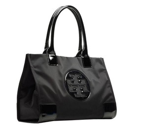 Tory Burch Nylon Limited Edition Tote in Black