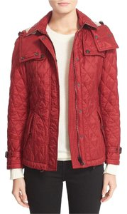Burberry Brit Crimson Red Jacket