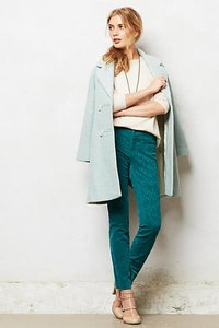 Anthropologie Trouser Pants Emerald Green