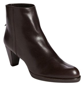 Stuart Weitzman Leather Brown Boots