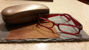 Gucci Gucci Open Frame Glasses