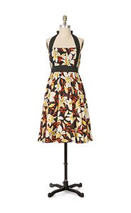Anthropologie short dress MULTI COLORED Mayflower on Tradesy