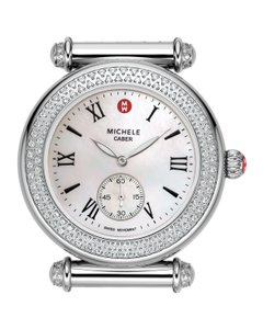 Michele Michele Caber Diamond Watch & Stainless steel Band