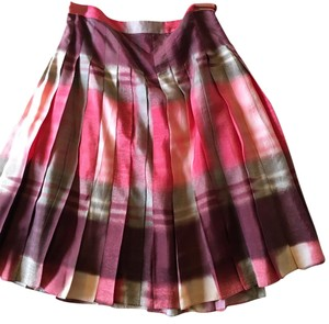 Theory Skirt Multicolor