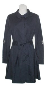 Rebecca Minkoff short dress Navy Blue Blue Lightweight Wrap Keyhole on Tradesy