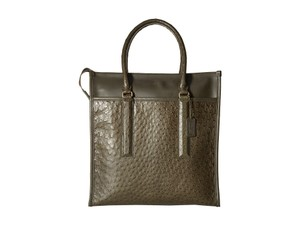 Coach Legacy Collection Tote in Dark Olive