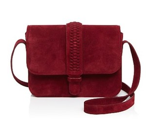 Grace Atelier DeLuxe Suede Cross Body Bag