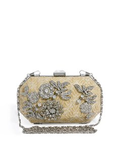 River Island Floral Embellished Cross Body Bag
