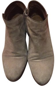 Sam Edelman Grey tan Boots