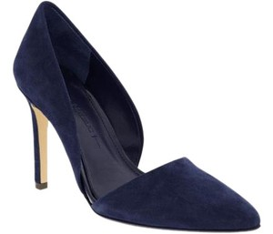 Banana Republic Navy Blue Pumps