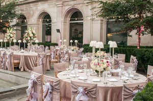 Taupe Pink White Listing For Kelli N Tablecloth