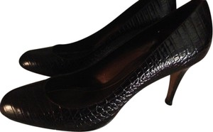 Ann Taylor Dark Brown Pumps