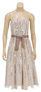 BCBG Max Azria short dress Pink on Tradesy
