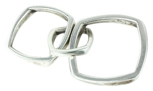 Tiffany & Co. * TIffany & Co Frank Gehry Silver Chain Ring.