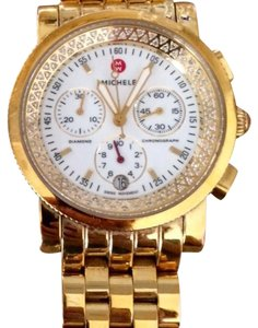 Michele SPORT SAIL DIAMOND GOLD HEAD MW01C01G0001