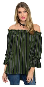 Other Hunter Bohemian Off Holiday Loose Fit Tunic