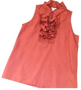 J.Crew Top Burnt Orange