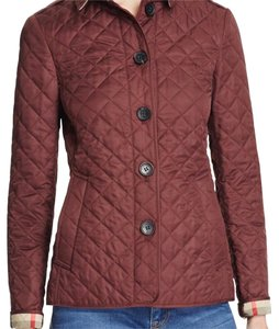 Burberry Claret Jacket
