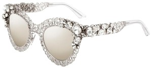 Dolce&Gabbana Dolce Gabbana Sunglasses Women Limited Edition Crystal Cat Eye DG 2134
