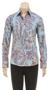 Etro Button Down Shirt Multi-Color