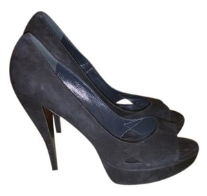 Edmundo Castillo Black Pumps