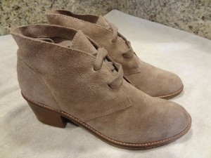 Dolce Vita Leather Comfortable beige Boots