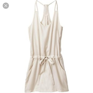 Cream Maxi Dress by Athleta