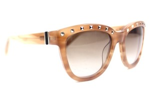 Valentino Honey Rockstud Sunglasses New V677S