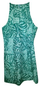 Lilly Pulitzer short dress Blue & Turquoise 2 on Tradesy