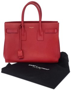 Yves Saint Laurent Sac De Jour Tote Shoulder Bag