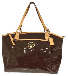 Coach Peyton Tote in Brown