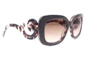 Prada Pink Baroque Sunglasses New SPR27O
