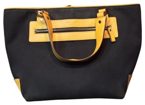 Kate Spade Tote in Black And Yellow