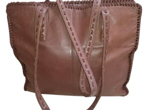 LJS COLLECTION Tote in Brown