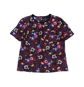 Marc by Marc Jacobs Floral Print Pocket T Shirt