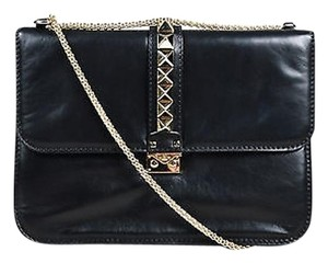 Valentino Garavani Glam Lock Shoulder Bag