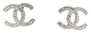 Chanel a15V CC Crystal Earrings 210563