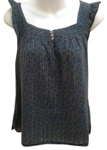 Marc Jacobs Top Blue, Green, Gray