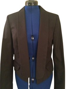 Max & Co. Designer Suit Chic Black Blazer