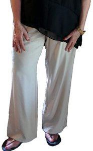 Soft Surroundings Relaxed Pants Ivory