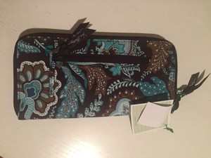 Vera Bradley Travel Organizer Java Blue
