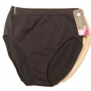 Nouvelle Size SMALL NEW 2 PAIR Nouvelle Seamless Intimates Full Brief