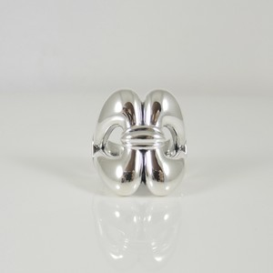 Lagos Lagos Sterling Silver Large Derby Ring