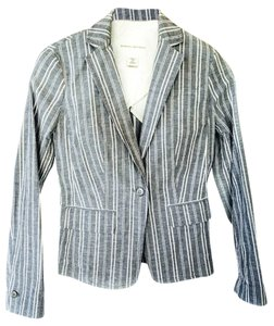 Banana Republic Banana Republic Striped Cotton Blazer ANGELINGSvintage Item#9