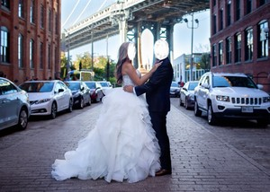 Justin Alexander Justin Alexander 8845 Wedding Dress