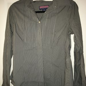 Vineyard Vines Top Dark Gray