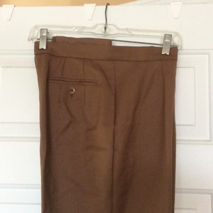 Max Mara Trouser Pants Brown