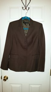 Anne Klein Suit Brown Blazer