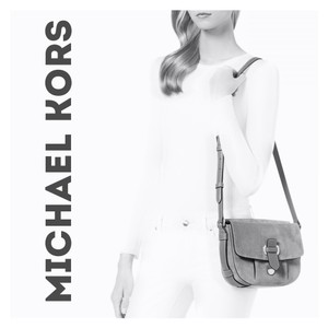 Michael Kors Saddle Romy Icon Cross Body Bag