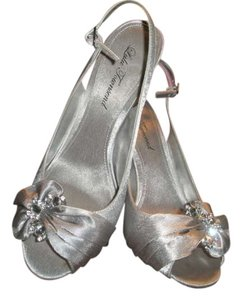 Lulu Townsend silver Formal